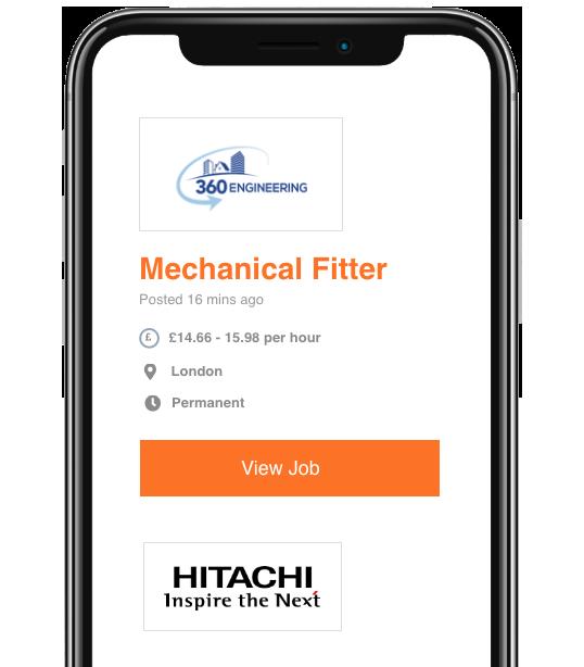 mechanical fitter job