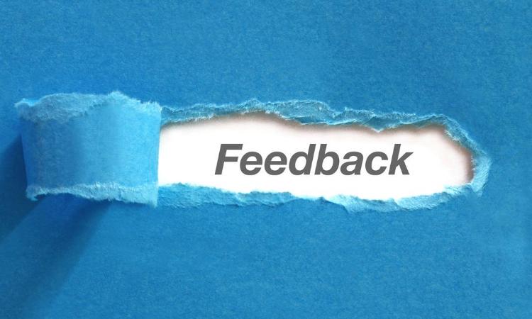 feedback tear