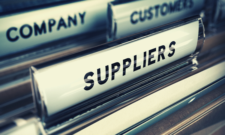 company suppliers