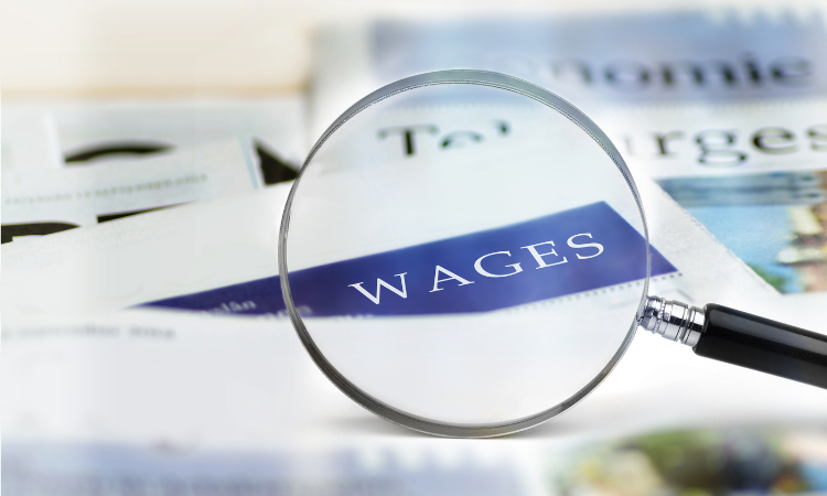 wages slip