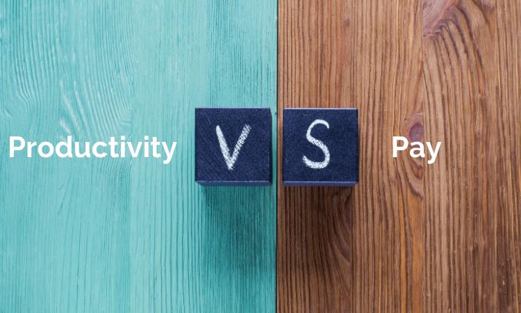 Productivity vs Pay
