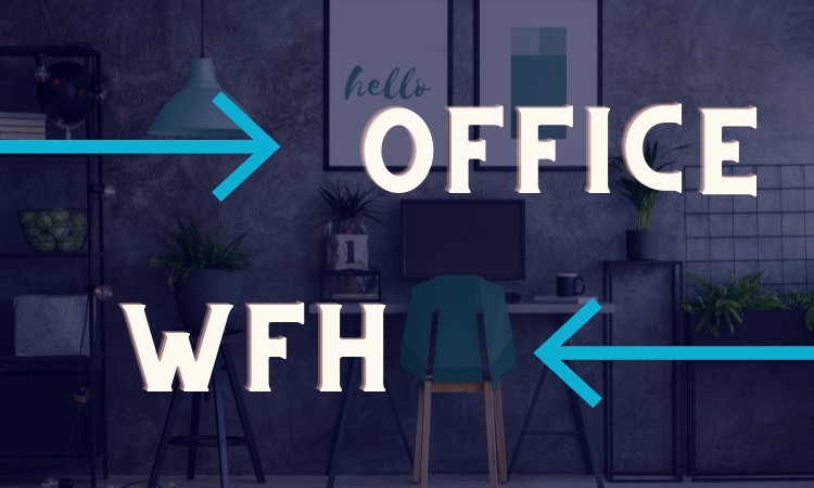 office or work from home