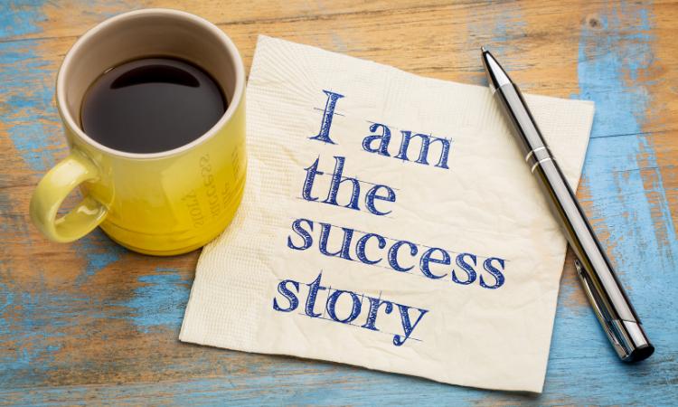 i am the success story image