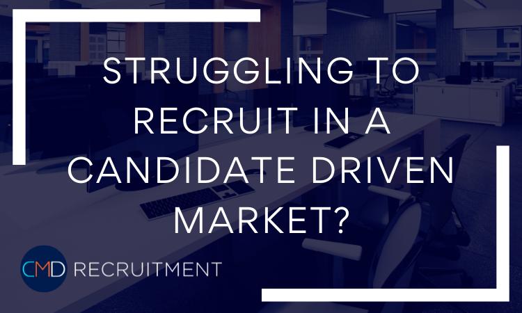 Candidate Driven Recruitment Market