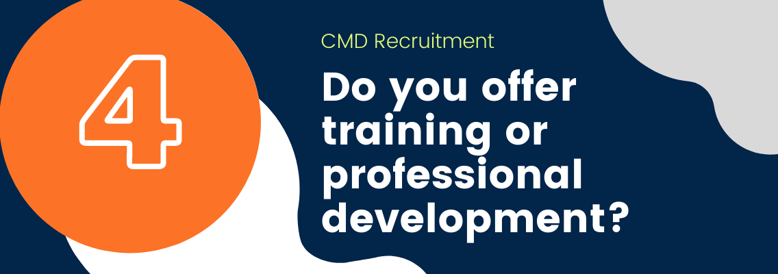 10 of the best questions to ask at the end of an interview CMD Recruitment